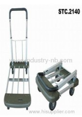 Extension Platform Hand Trolleys