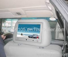 7inch 3G Headrest Taxi LCD Advertising Player