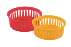 3Pcs Plastic Basket Set