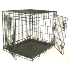 Dog Travel Cage