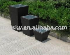 Gareden RattanFlower Planter Box
