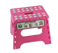 21*17*18cm mini plastic foldable Stool