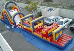 Cheap Inflatable obstacle