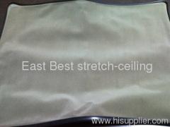 Brushed suede pvc sheet