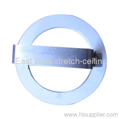 light fixture for pvc stretch ceiling