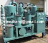 Used hydraulic oil filtration and purification system