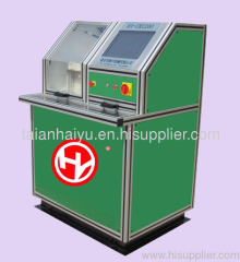 High Pressure Common Rail Injector Test Bench