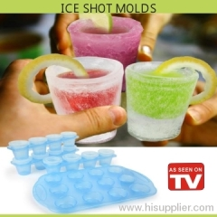 ICE SHOT MOLDS