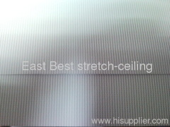 Textile stretch ceiling fabric