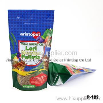 400g pet food bag