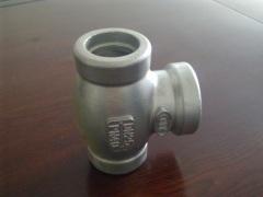 aluminum casting casting parts pneumatic parts