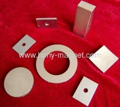 Neodymium Iron Boron (NdFeB) magnets
