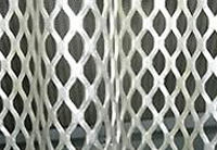 titanium expanded metal mesh