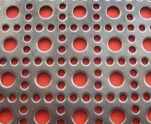 Plain Steel Perforated Metal mesh