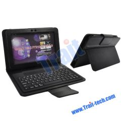 Bluetooth Keyboard Leather Case Cover for Samsung Galaxy Tab 8.9