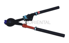 Chain type wire cutter for conductor ACSR below LGJ400