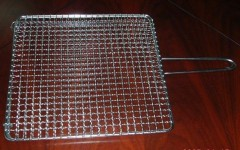Welded Barbecue Grill Nettings