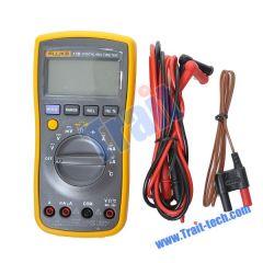 Fluke 17B Auto range Digital multimeter meter Test
