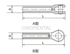 press clip in type stranded steel wire connector for earthwire stringing