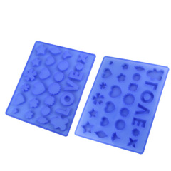 Silicone Chocolate Mould/ Ice Cube