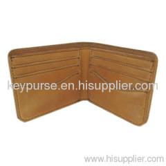 Flat Fold Wallet