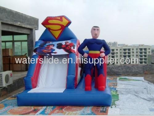 kids outdoor inflatable slide
