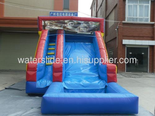 inflatable rental slides