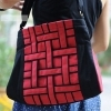 Weave Style shouler bag Lijiang Ethnic Customs Shoulder Bags Characteristic handbag