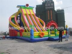 large inflatable slides for sale