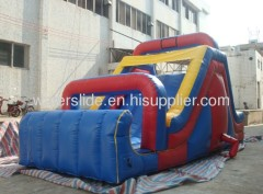moon bounce slide