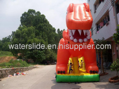 Dinosaur huge slides