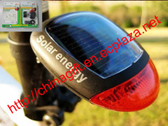 Solar led caution light / Bicycle tail light