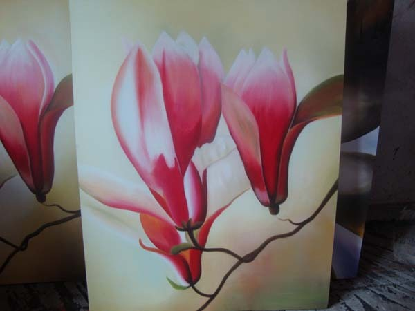 Finished Oil Painting