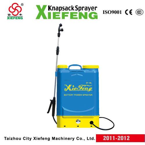 knapsack electric sprayers