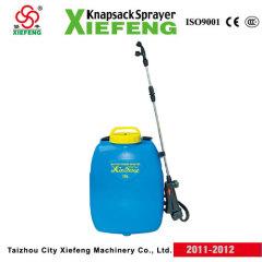knapsack bttery sprayer