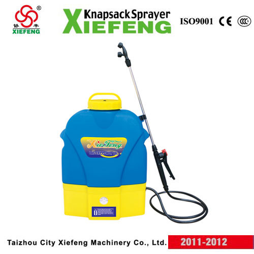 16L electric knapsack sprayer