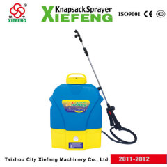 backpack battery sprayer