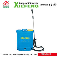 NEW battery sprayers