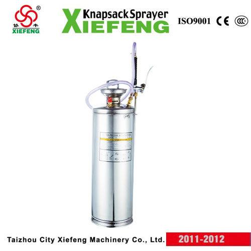 8L inox sprayer