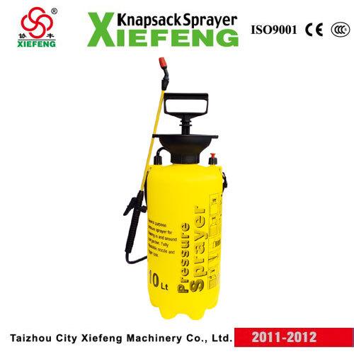 knapsack pressure sprayer
