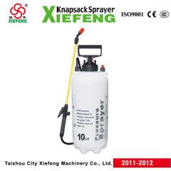 10L knapsack pressure sprayer