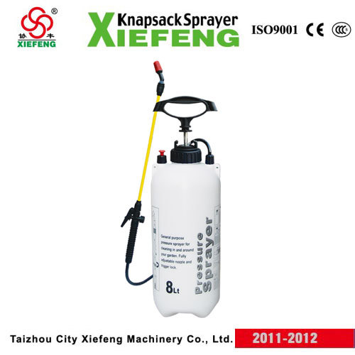 pressure 8L sprayers