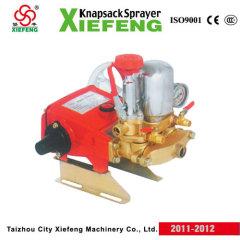 plunger pump sprayer