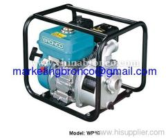 Bronco 1 inch gasoline generator