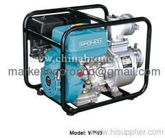 WP40 Popular gasoline water pumps