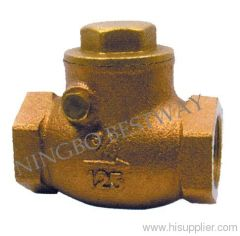 good quality Bronze Check Valve