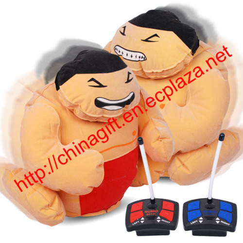 Inflatable R/C Sumo Wrestlers