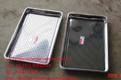 stainless steel medical square trays