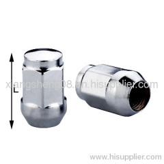 steel cone seat lug nut