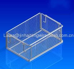 Mesh Wire Baskets Nesting